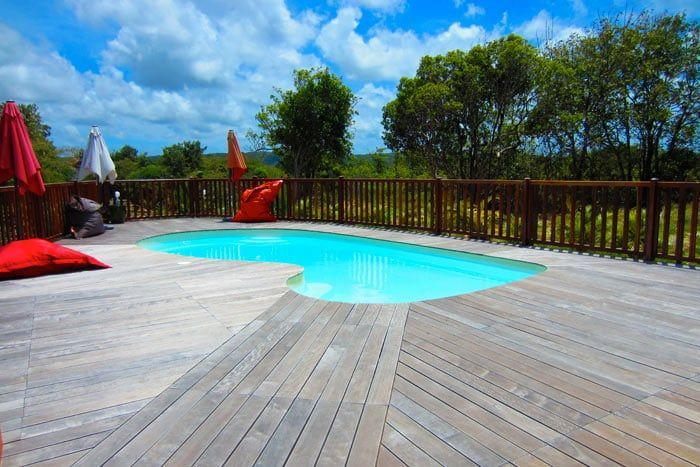 Le jardin des 4 pices r sidence villas spa guadeloupe for Jardin 4 epices