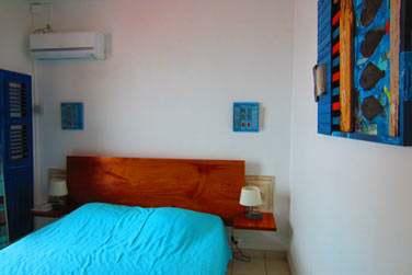 Voici la décoration des chambres ...