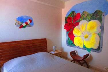 Toutes décorées par des artistes peintres