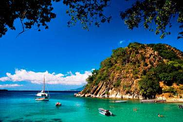 Une des plus belles baies au monde, admirez la plage du Pain de Sucre