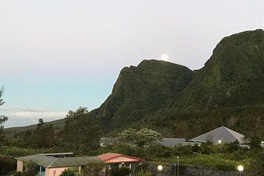 Située dans les hautes plaines de la Réunion...