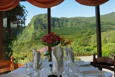 Et la vue exceptionnelle sur les montagnes !
