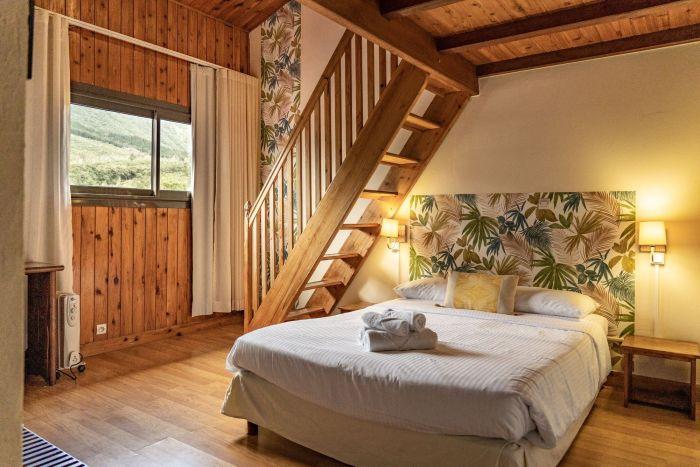 Hôtel La Ferme du Pommeau 2*, Réunion