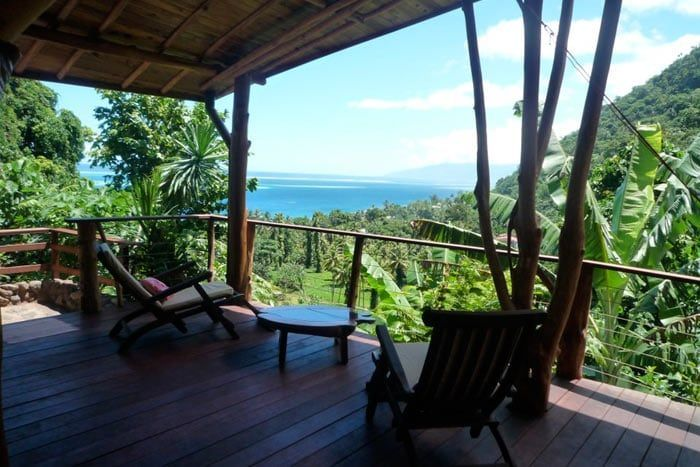 photo vanira lodge - tahiti