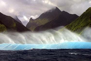 Bienvenue en Polynésie...