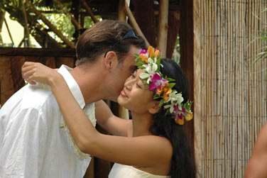 Et l'hospitalité inégalable du peuple Polynésien...