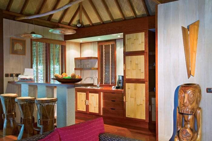 luxury lagoon view villa