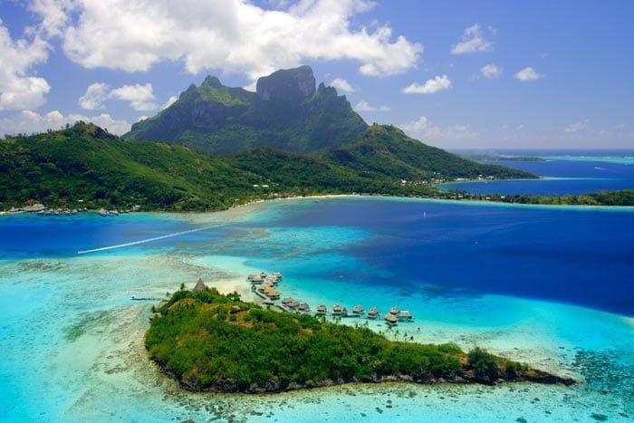 Hôtel Sofitel Bora Bora Private Island 5*, Polynésie