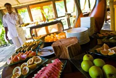 Fruits frais tropicaux, recettes typiquement mauriciennes, ici, la cuisine est... tout simplement délicieuse