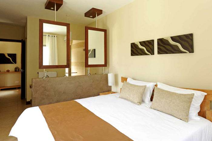 Villas ath na 1 4 chambres ile maurice for Modele chambre parentale