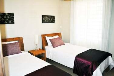 Vous séjournez en famille ?  Les chambres avec lits jumeaux seront parfaites pour vos enfants