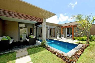 Entre amis ou en famille, profitez d'une spacieuse villa à proximité du centre de Grand Baie !
