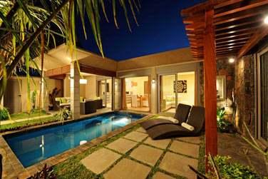 Les villas de 1 à 4 chambres vous promettent espace, confort et liberté