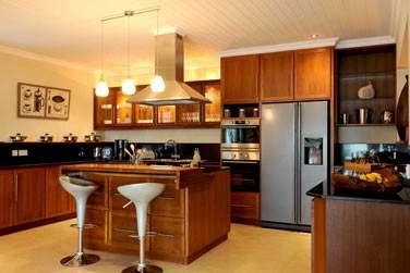 Les Villas 4 chambres sont immenses et parfaitement aménagées