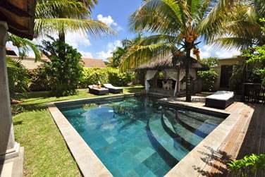 Calme, intimité, espace... Les Villas Oasis sont un petit havre de paix