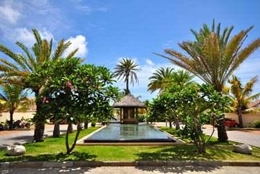 Bienvenue aux Villas Oasis, dans le nord de l'île Maurice