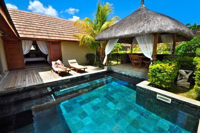 Villas Oasis (1 à 3 chambres), Ile Maurice