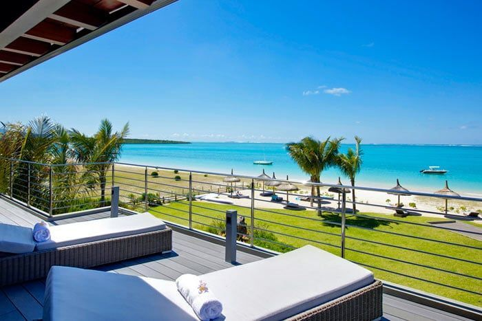 Paradise Beach (Appartements 3 et 4 chambres), Ile Maurice