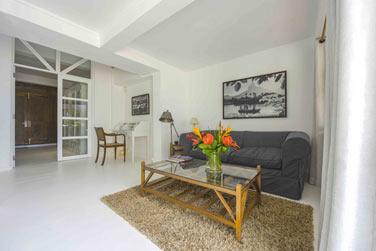 L'espace salon de la Suite Australe