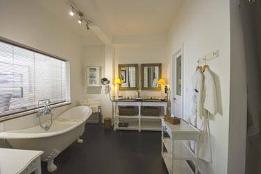 La salle de bain de la Suite Australe