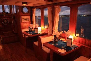 Dînez en amoureux au coeur de la baie de Grand Baie
