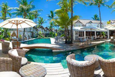 Idéal pour se détendre au bord de la piscine !