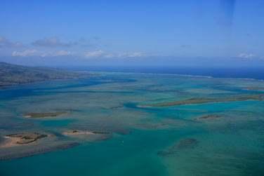 votre deuxième étape du combiné 3 îles 'Archipel des Mascareignes'