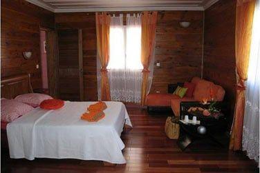 Les chambres sont simples mais confortables