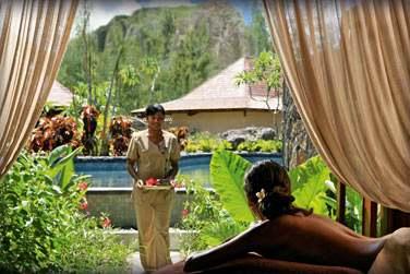 en passant par le charme de l'île Maurice et sa douceur de vivre...