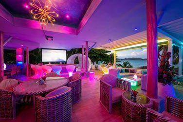 Espace bar/lounge