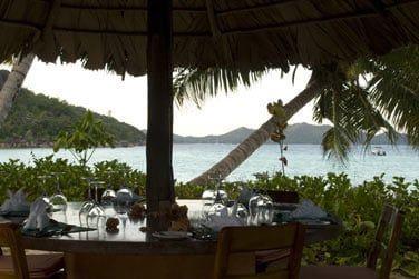 et sa cuisine réputée sur l'île !