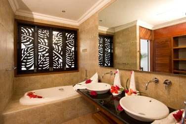 Le coin salle de bain