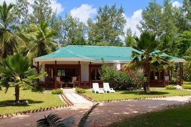 Des villas une chambre très confortables et parfaitement équipées