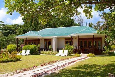 Des villas deux chambres pour une séjour idéal en famille ou entre amis