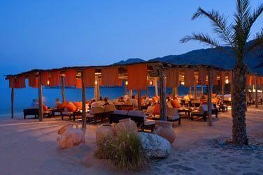 Rendez-vous au restaurant Shua Shack pour un dîner les pieds dans le sable