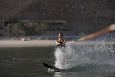 Ski nautique...