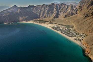 Au coeur d'un site spectaculaire, l'hôtel se trouve en bordure d'une superbe plage