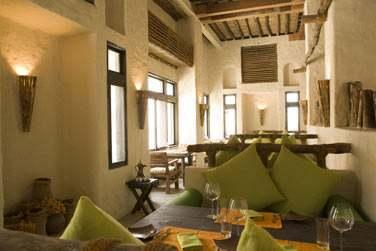 Situé au coeur de l'hôtel, Spice Market propose des spécialités et des plats venant de l'univers culinaire de l'Arabie