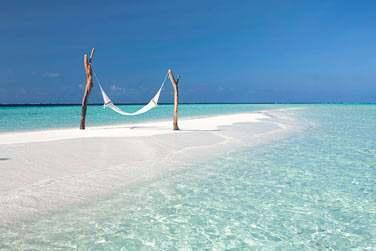 Bancs de sable et lagon turquoise... Vous êtes bel et bien au paradis !
