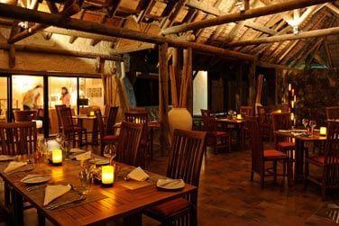 Le restaurant Oak où vous pourrez goûter aux saveurs mauriciennes