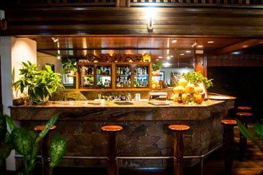 Le bar pour siroter un cocktail