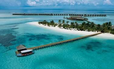 Bienvenue à l'hôtel LUX* Maldives, au coeur de l'archipel des Maldives