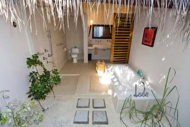 Salle de bain du Pavillons Plage