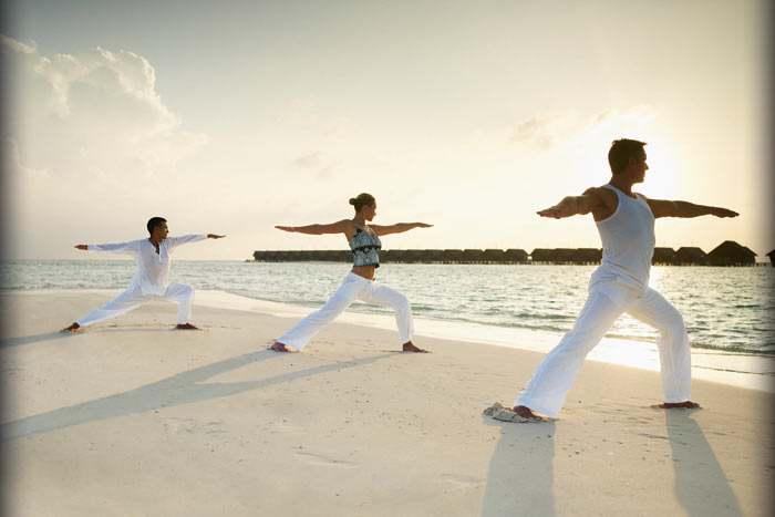Profitez de votre séjour aux Maldives pour vous ressourcer et vous régénérer