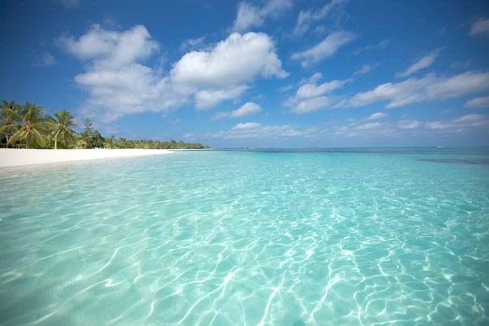 Des eaux scintillantes propices à la baignade et aux activités nautiques