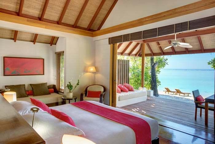 La Villa Plage ouverte sur la mer... Un panorama exceptionnel !