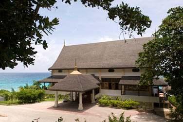 Le Patatran Village est un charmant petit hôtel simple et confortable...