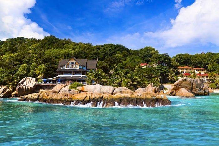 Hôtel Patatran Village 2*, Seychelles