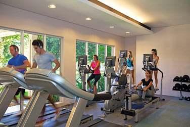 La salle de sport 'Aura Fitness' fera le bonheur des plus sportifs