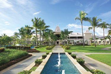 L'architecture de l'hôtel a conservé un caractère colonial